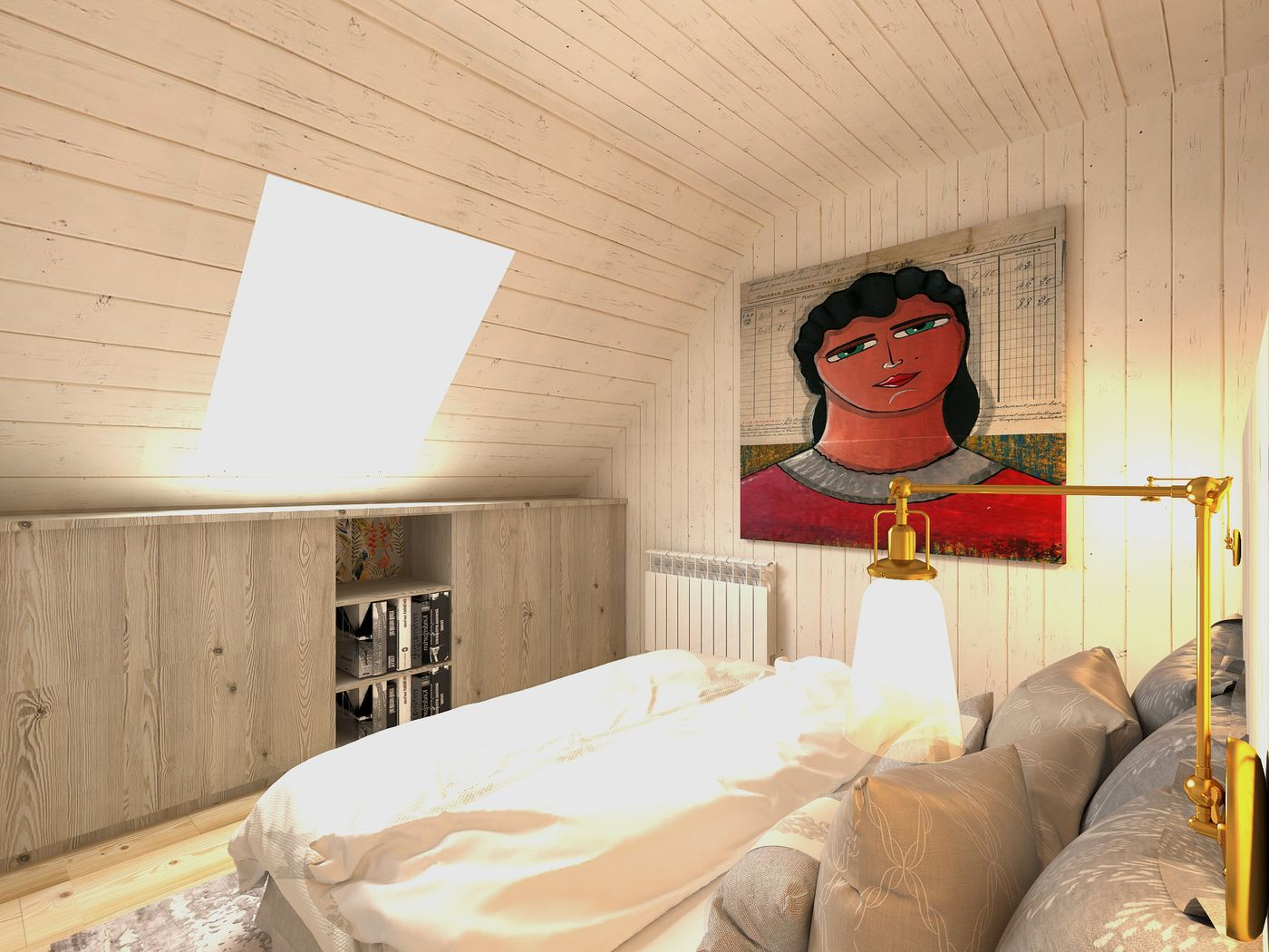 La Chambre Tante Fine