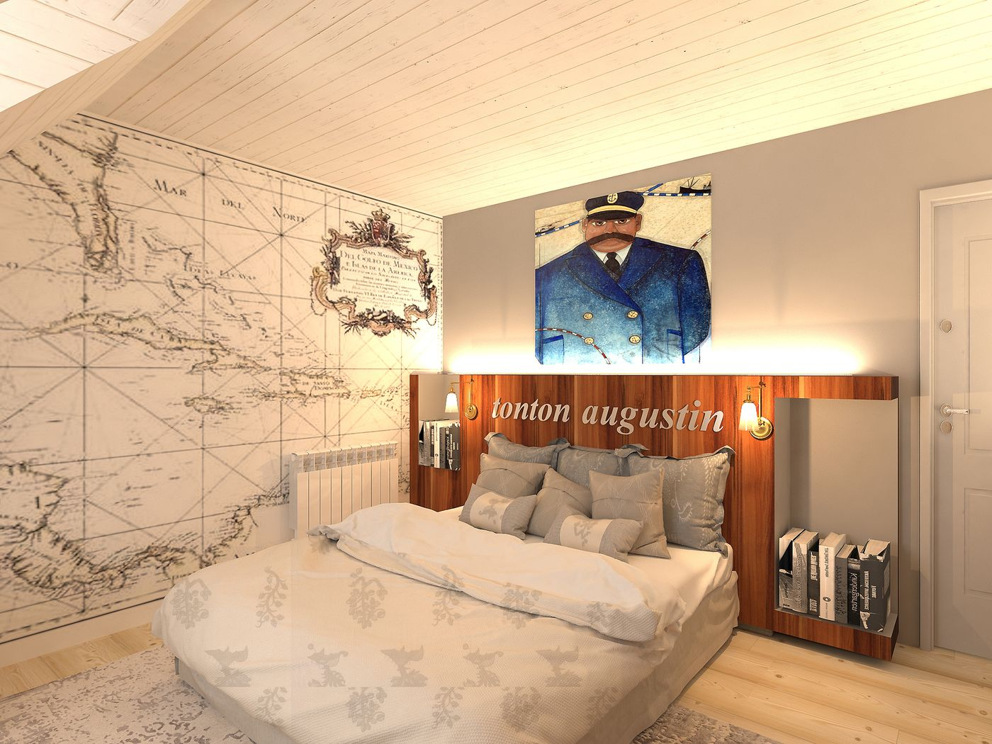 La chambre Augustin