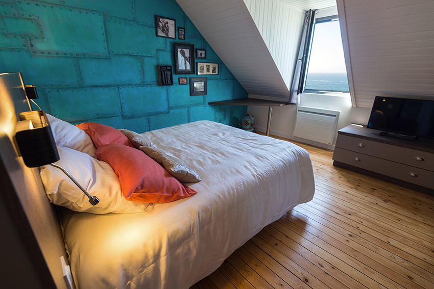 Grande chambre toton Fanch vue mer copie