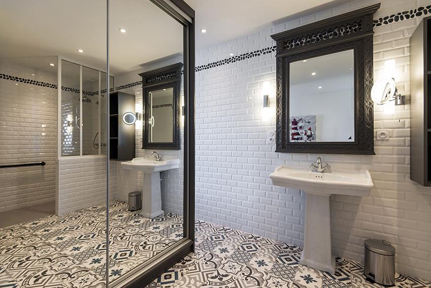 Salle de bain suite Parentale Le Clos RDC copie