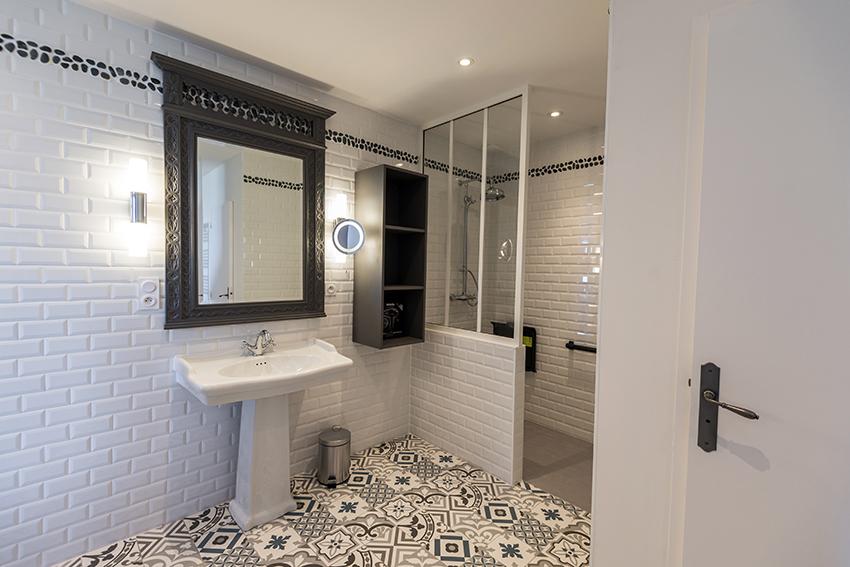 Salle de bain suite Parentale le Clos copie